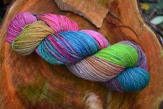 Olann: hand-dyed