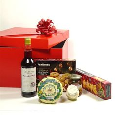 Gigha Christmas Gift Box - Perfect for your aunt or mother-in-law.