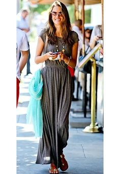 Great Investment: The Maxi Dress