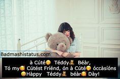 Teddy Day Pic, Happy Teddy Bear Day, Teddy Day Images, Big Teddy Bear, Bear Images, Valentine Special, Valentines, Teddy Bear Quotes, Good Night My Friend