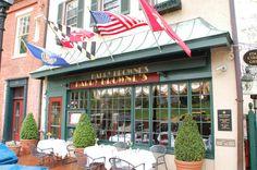 Harry Browne's Annapolis