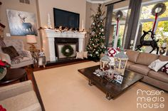Junior League of Hamilton-Burlington's annual Holiday House Tour of Distinctive Homes is a not to be missed holiday event! Holidays And Events, House Tours, Hamilton, Jr, Homes, Holiday Decor, Christmas, Home Decor, Houses