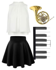 Band concert by emadigan on Polyvore featuring polyvore, fashion, style and CellPowerCases