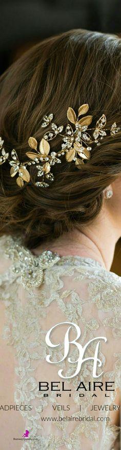 Belair Bridal, Headpiece, Fashion 2017