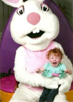 Creepy Easter Bunny Pictures Scary Weird Easter Bunny Pics - 26 creepy easter bunnies