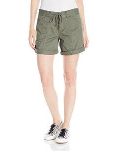 Unionbay olive green. Comfiest shorts ever!!