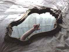 Magic mirror | On the other side | Fantasy inspiration