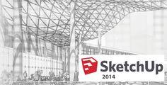 SketchUp 2014 | Novo lançamento da Trimble | bim.bon | Confira o que mudou no software
