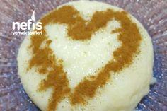 Sütlü İrmik Tatlısı (Kalorisi Hesaplanmış)