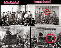 Demir'den Kapılar: Atatürk, Çerkez Ethem, Kemalizm ve Stalinizm Üzerine