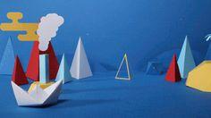 Paper Project by Tom McCarten | Abduzeedo Design Inspiration