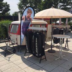 Pucki unterstützt TAO  Technical-Wear GmbH bei einer Sportfachmesse in Heilbronn die neue Kollektion an Laufkleidung und Outdoor Funktionskleidung einem fachkundigen Publikum zu präsentieren...  Vintage-Caravan.de