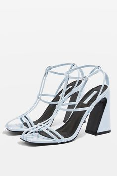 98e2f28a403f ROMI Cage Sandals. Step into this season s heels ...