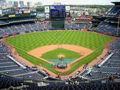 Turner Field Atlanta Braves