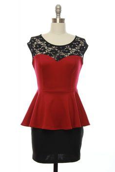 Valentine Vixen Dress | Vintage, Retro, Indie Style Dresses | LaceAffair.com