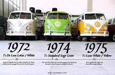 Kombi bus 1972 1974 1975... Any one of these would be nice for my first car