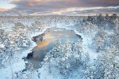 Winter wonderland by Jan Lepamaa on 500px