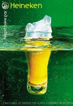Heineken - L'esprit bière #Advert
