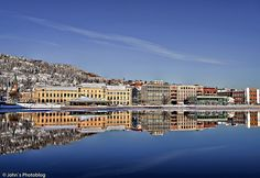 Drammen, Norway. Someday.
