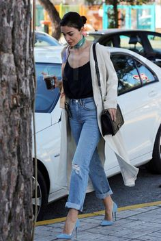 Cool Style, My Style, Celebs, Celebrities, Style Icons, Famous People, Spring Fashion, Celebrity Style, Normcore