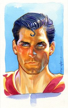 Superman by Brian Stelfreeze