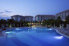 Sea world resort & spa. Side, Turkey.