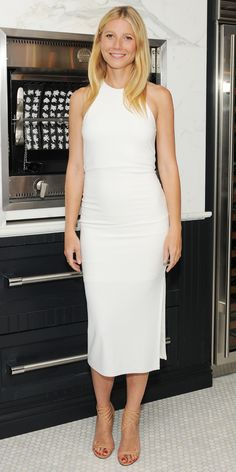 No One Wears White Like Gwyneth Paltrow—See All Her Best Looks!