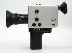 braun movie camera