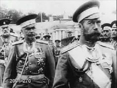 """Voice Recording of Tsar Nicholas II."" Very interesting, though sad and kind of spooky, too."