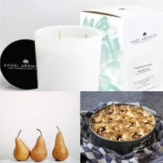 Parisian Pear - The essence of freshly baked crumble! Sun-ripened French pear blended with warm vanilla and star anise. Fragrant Candles, Scented Candles, Glass Candle, Candle Wax, Star Anise, Freshly Baked, Parisian, Pear, Vanilla