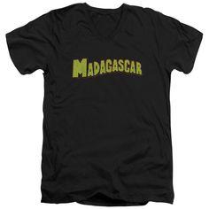 Madagascar/Logo