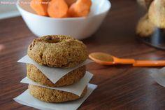 Νόστιμες κ Υγιεινές Συνταγές: Νηστίσιμα Κουλουράκια Καρότου με βρώμη