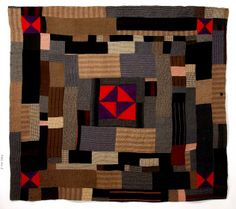 The collection of quilting and patchwork at Amgueddfa Cymru contains examples of bedcovers from. Antique Quilts, Vintage Textiles, Vintage Quilts, Wool Quilts, Amish Quilts, Gees Bend Quilts, American Quilt, Art Watch, Quilting Designs
