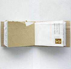 I Love Handmade: Mail Book by Badbooks