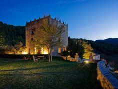 Torre del Visco. Fuentespalda. Teruel. España