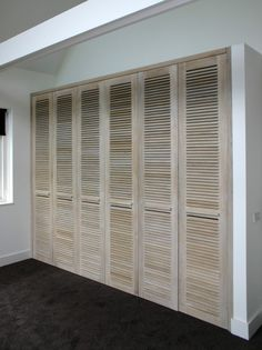 Extra bedroom storage the doors 53 ideas Bedroom Wardrobe, Wardrobe Doors, Wardrobe Closet, Built In Wardrobe, Closet Doors, Home Bedroom, Bedrooms, Master Bedroom, Louvre Doors