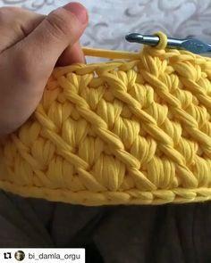 """493 Me gusta, 19 comentarios - El Punto.Madrid (@elpuntomadrid) en Instagram: """"Y esperando el verano...la bolsa de @molla.mills en otro color #mollamills #molamil #crochet…"""""""