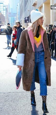 Style inspiration | statement coat