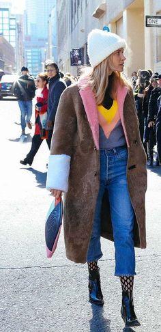 Style inspiration | statement coat