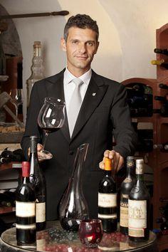 Imàgo - restaurant director & sommelier Marco Amato