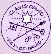 ...O Clavis David (December 20) O Key of David (Apoc 3: 7) Scepter of the house of Israel, you open and no man closes; you close and no man opens (Isa 22: 22). Come, and deliver him from the chains of prison who sits in darkness and in the shadow of death (Ps 107: 10).