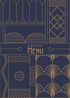 Art Deco Branding Restaurant projects | Photos, videos, logos, illustrations and branding on Behance Art Deco Logo, Leather Projects, Behance, Branding, Restaurant, Illustrations, Logos, Videos, Creative