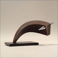 Sculpture Metal, Abstract Sculpture, Copper Art, Scrap Metal Art, Art Carved, Ceramic Animals, Wooden Art, Modern Ceramics, Animal Sculptures