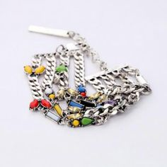 Fashionable Stylish Colorful Beads Design Bracelet For Women, AS THE PICTURE in Bracelets   DressLily.com