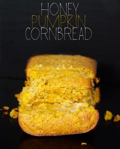Honey Pumpkin Cornbread l The Simple Kitchen - use maple syrup for low ...