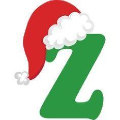Gifs De Abecedarios Y Letras Alfabeto Navideño De Gorro De Santa Claus Letras Feliz Navidad Letras De Burbujas Gorro De Papa Noel