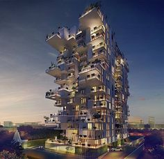 Hanging Gardens / Breeze Residences by Dave ten Hoope. Sprouting from one of the prime locations at the heart of Chennai is Hanging Gardens. Rising over 60 meters above the ground this building bedazzles the passer by as this modern marvel of engineering is the first of its kind in South India. Hinting at the fabled Babylonian Hanging Gardens this project features terraces with green hanging from the railings as well as having additional vertical greens on the lower floors. Going around the…