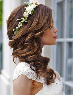 Fryzury ślubne galeria nr 4 – Modne fryzury w 2017 dla każdego