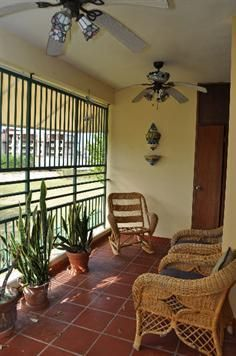 ♥Puerto Rican house porch
