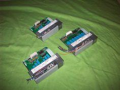 Qty. 3  Allen Bradley SLC500 Input Modules  1746-OW8   PLC Automation #AllenBradleySLC500InputModules